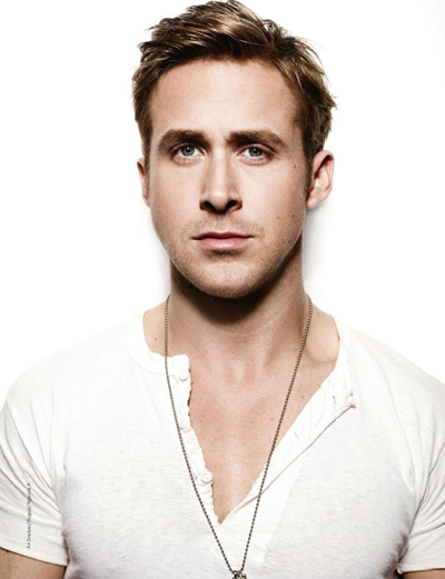 Ryan Gosling. Hey, girl. Happy new year.