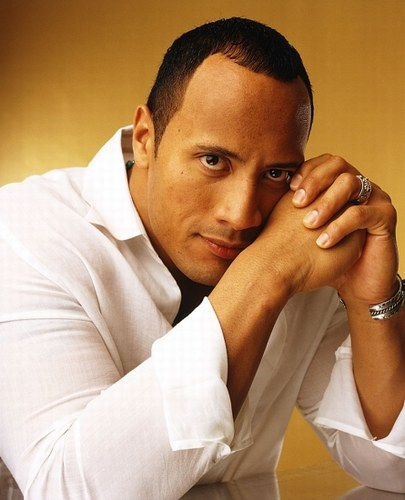 "Dwayne ""The Rock"" Johnson. Oh yes, we can smell what The Rock is cooking!"