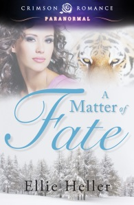A Matter of Fate Cover