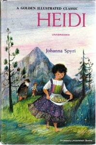 Johanna Spyri, Heidi