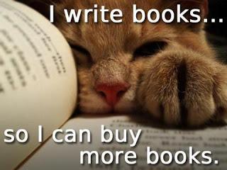 a I write books