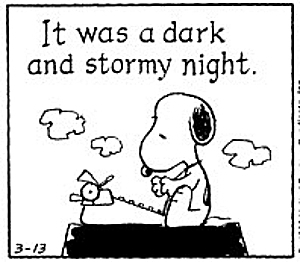 darkandstormySnoopy